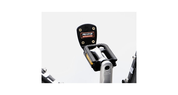 Pro Stor Solo Rack III - Soporte pared/techo - negro